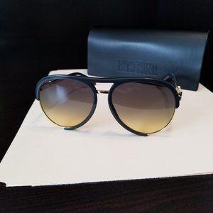 NWT Moschino Aviator Sunglasses  MOS041/S